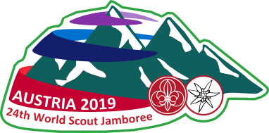 Austrian Contingent for the World Scout Jamboree in Nordamerika 2019
